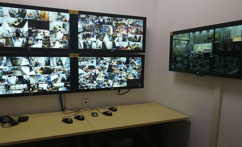 金山豪庭小区弱电智能化施工